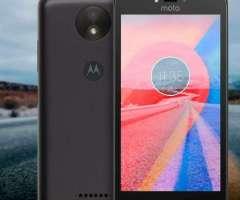 Celular Motorola C Plus Nuevos Garantia