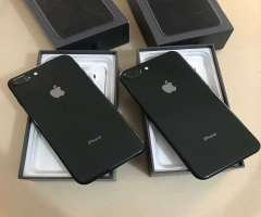 iPhone 8 PLUS 64GB SPACE GRAY - CLEAN IMEI