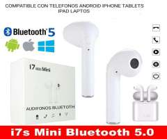 Audifonos I7mini Bluetooh para Telefonos
