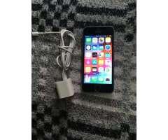 Vendo iPhone 5S de 16Gigas Huella Buena