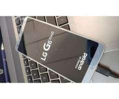 LG G6 libre de fabrica en venta