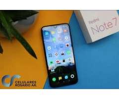 Xiaomi Redmi Note 7 64gb Reíngreso Nuevo