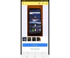 Vendo Samsung S8 Plus Pantalla Trizada