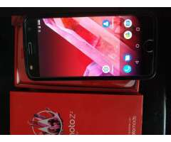 Moto Z2 Play Impecable  Motomod Cam360