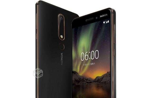 Nokia 6.1 - Quilicura