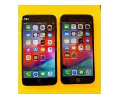 iphone 7 plus de 32 gb 30 dias de garantía