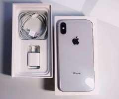 iPhone X de 256GB Blanco (Perfecto Estado)