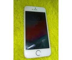 Vendo iPhone 5s de Huella