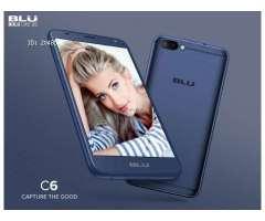 BLU C6 2018, 16GB ALMACENAMIENTO!
