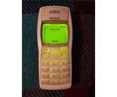 Nokia 1100 Claro con Bateria Nueva