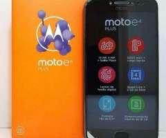 Moto E4 Plus, Acepto Pago con Tarjeta