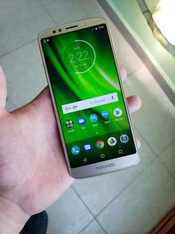 Moto G6 Play Perecto Estado.