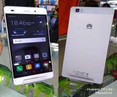 Huawei P8 Lite 16gb Usado Tienda Física