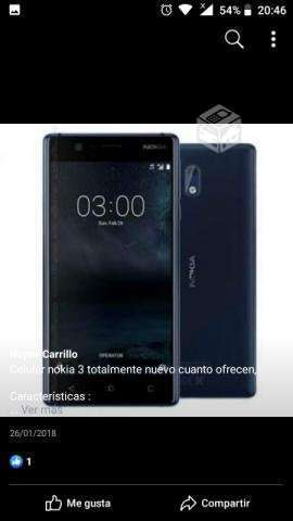 Nokia 3 - Rancagua