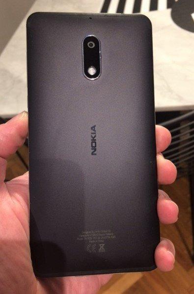 Vendo Nokia 6 por recambio a Nokia 6.1