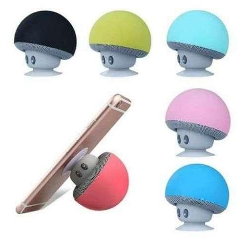 Parlante Bluetooth Portatil Mini Hongo Para Celulares Pc