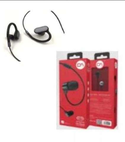 Auricular Audifono Bluetooth 4.2 Sport Música Llamadas Marvo