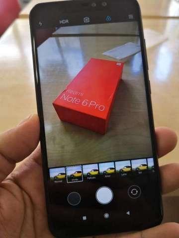 Vendo O Cambio Xiaomi Redmi Note 6 Pro