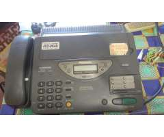 Vendo fax excelente estado Panasonic