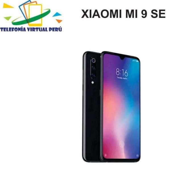 XIAOMI MI 9 SE  64GB/6RAM SOMOS TELEFONÍA VIRTUAL PERU 964334420