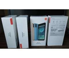 Xiaomi MI A2 Global Sellado Negro Liberado