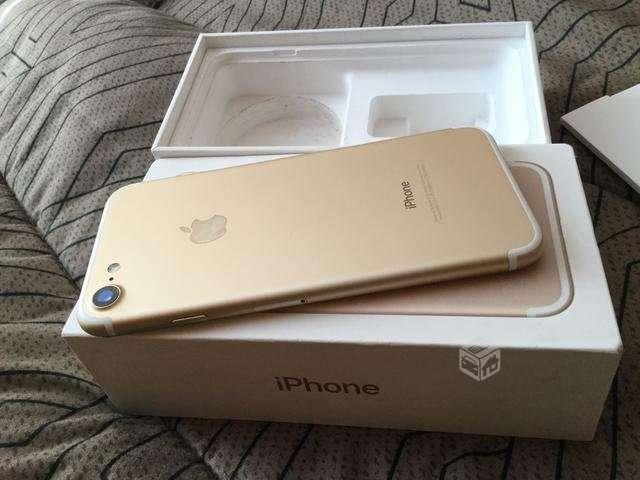 Iphone 7 gold - San Pedro de la Paz