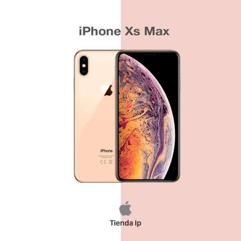 Apple Iphone Xs MAX 64gb Sellados Gtia Oficial