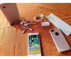 iPhone 7 Plateado