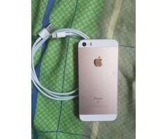 iPhone Se Rose Gold 16Gb con Un Detalle