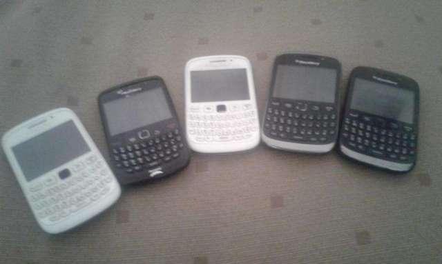Blackberry para Personal