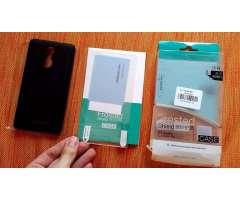 Estuche Xiaomi Redmi Note 3 Protector de Pantalla.