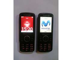 Sony Ericsson W100 Walkman Buen Estado X Unidad