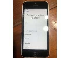 IPhone 5c - Cerro Navia