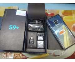 S9 Plus Edicion Polaris Blue 128gb