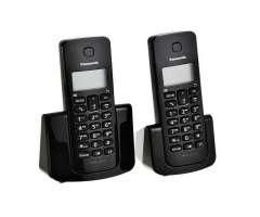 Teléfono Inalámbrico Panasonic - 2 Bases
