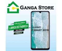 Huawei P Smart 2019 Garantía de Tienda