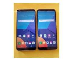 LG G6 de 32 GB 30 días de garantías