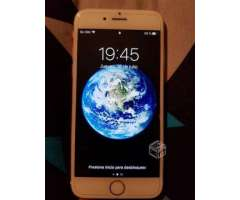 IPhone 6S como nuevo Precio Conversable - Maipú