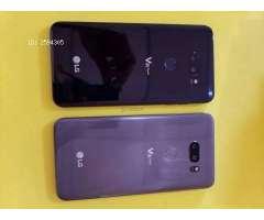 LG V35 de 64 GB 6 de RAM 30 días de garantía
