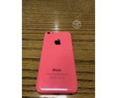 Iphone 5c rosado OFERTA - Providencia