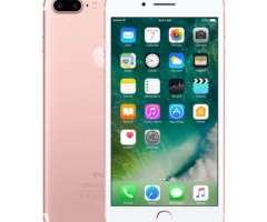 IPHONE 7 PLUS DE 32GB, FACTORY UNLOCK