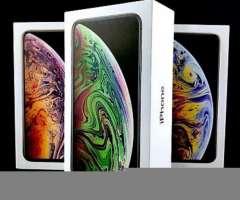 iPHONE XS MAX 256GB NUEVOS FACTORY CLEAN