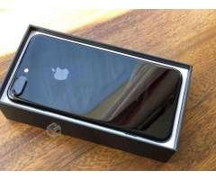 IPhone 7 Plus 128gb Jet Black poco uso - Santiago