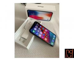 Apple iPhone X 256 GB Venta
