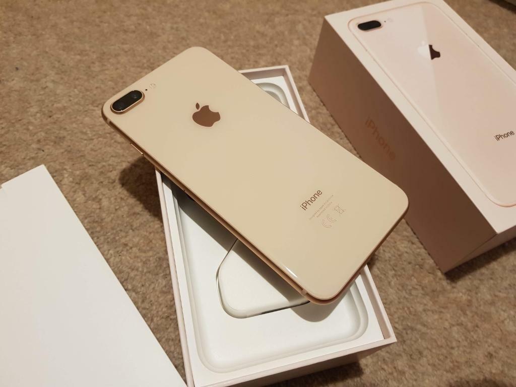 Apple iPhone 8 Plus 256 GB (desbloqueado)