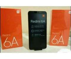 Xiaomi Redmi 6a, Nuevos Caja Sellada