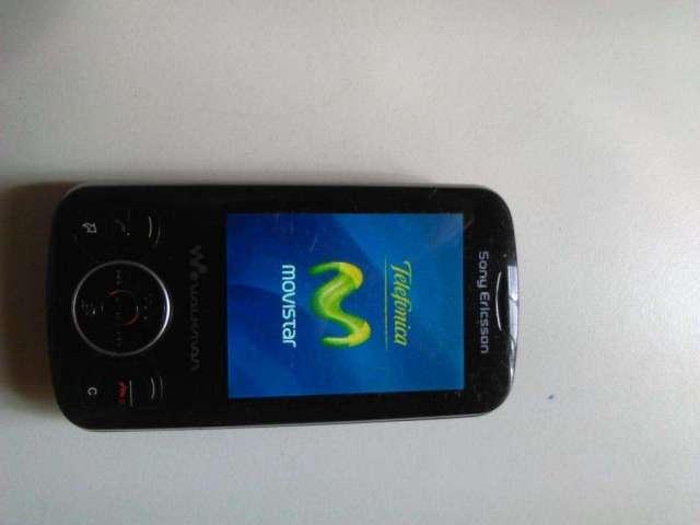 Sony Ericsson W100a Walkman Movistar. La Plata