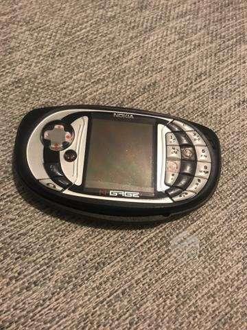 Nokia n-gage - San Bernardo