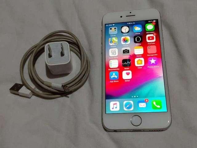 iPhone 6 Blanco Perfecto Estado