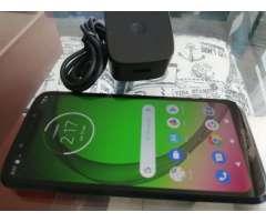Moto G7 Play 32gigas de Huella Android 9